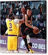 2020 NBA Finals - Miami Heat v Los Angeles Lakers Acrylic Print