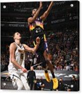 2021 NBA Playoffs - Denver Nuggets v Phoenix Suns Acrylic Print