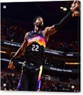 2021 NBA Playoffs - Los Angeles Lakers v Phoenix Suns Acrylic Print