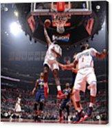 Deandre Jordan Acrylic Print