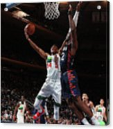 Giannis Antetokounmpo Acrylic Print
