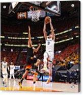2021 NBA Playoffs - Memphis Grizzlies v Utah Jazz Acrylic Print