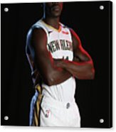Jrue Holiday Acrylic Print
