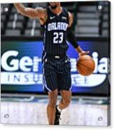 Orlando Magic v Dallas Mavericks Acrylic Print