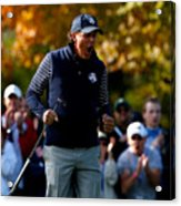 Ryder Cup - Day Two Foursomes Acrylic Print