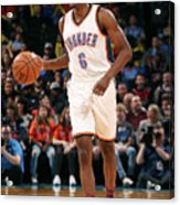 Semaj Christon Acrylic Print