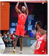 Toronto Raptors v Phoenix Suns Acrylic Print