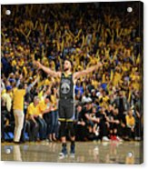 Stephen Curry Acrylic Print