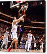 2021 NBA Playoffs - LA Clippers v Phoenix Suns Acrylic Print