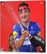 Cycling: 101th Tour of Italy 2018 / Stage 2 Acrylic Print