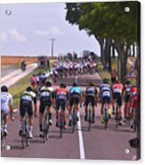 Cycling: 104th Tour de France 2017 / Stage 7 Acrylic Print