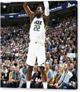 Jeff Green Acrylic Print