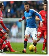 Rangers v St Mirren - Scottish Championship Acrylic Print