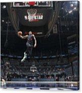 2021 NBA All-Star - AT&T Slam Dunk Contest Acrylic Print