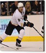Anaheim Ducks v Dallas Stars Acrylic Print
