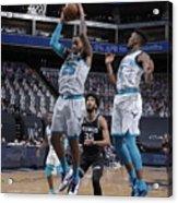 Charlotte Hornets v Sacramento Kings Acrylic Print