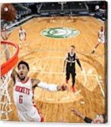 Houston Rockets v Milwaukee Bucks Acrylic Print