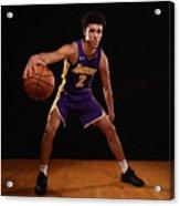 Lonzo Ball Acrylic Print
