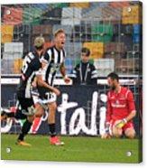 Udinese Calcio v Atalanta BC - Serie A Acrylic Print