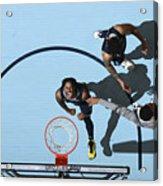 Miami Heat v Memphis Grizzlies Acrylic Print