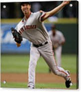 Randy Johnson Acrylic Print