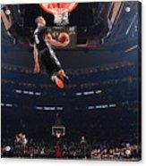 Zach Lavine Acrylic Print