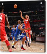 69th NBA All-Star Game Acrylic Print