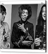 Rock N Soul Legends Acrylic Print