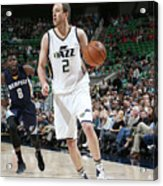Joe Ingles Acrylic Print