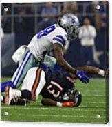 NFL: SEP 25 Bears at Cowboys Acrylic Print