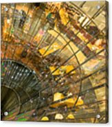 A Point of Convergency Acrylic Print