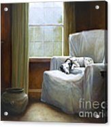 Afternoon Nap Acrylic Print