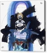 Amina Acrylic Print