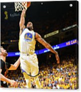 Andre Iguodala and Stephen Curry Acrylic Print