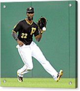 Andrew Mccutchen and Alfredo Simon Acrylic Print