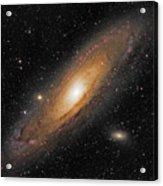 Andromeda Galaxy Acrylic Print