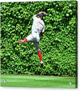 Anthony Rizzo and Bryce Harper Acrylic Print