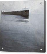 Approach Acrylic Print