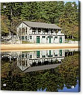 Bear Brook State Park - Allenstown New Hampshire Acrylic Print