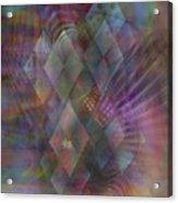 Bedazzled Acrylic Print