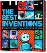 Best Inventions 2020 Acrylic Print