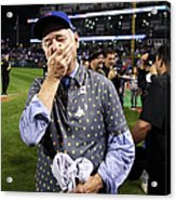 Bill Murray Acrylic Print