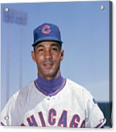 Billy Williams Acrylic Print