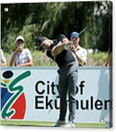 BMW South African Open Championship - Previews Acrylic Print
