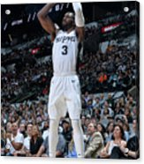 Brandon Paul Acrylic Print