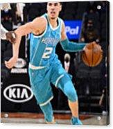 Charlotte Hornets v Phoenix Suns Acrylic Print