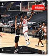 Chicago Bulls v LA Clippers Acrylic Print