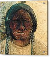 Chief Sitting Bull Acrylic Print