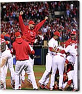 Chris Carpenter Acrylic Print