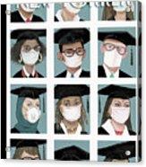 Class Of 2020 Acrylic Print